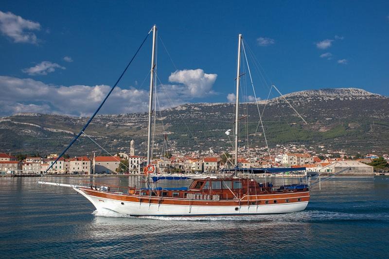Gulet andi cabin charter cruising vessels charter in Cabin charter croatia