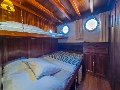 Cabin with extra bed