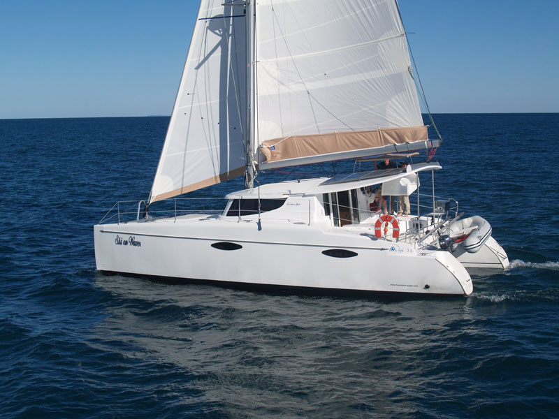 Fountaine Pajot Mahe 36 Review Fountaine Pajot Mahe 36