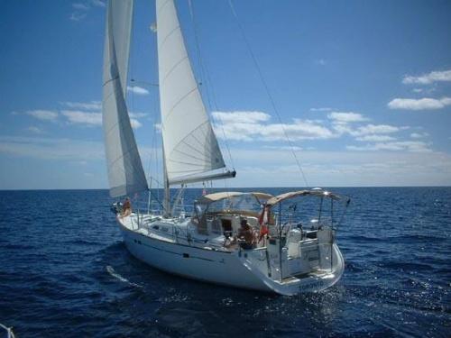 Beneteau Oceanis Clipper 473 - Sailing boats charter in Rovinj | CROATIA ...
