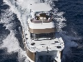 Fountaine Pajot MY 37 in sailing