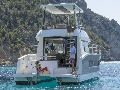 Fountaine Pajot MY 37 with bathing platform