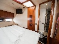 Ensuite cabin with double bed