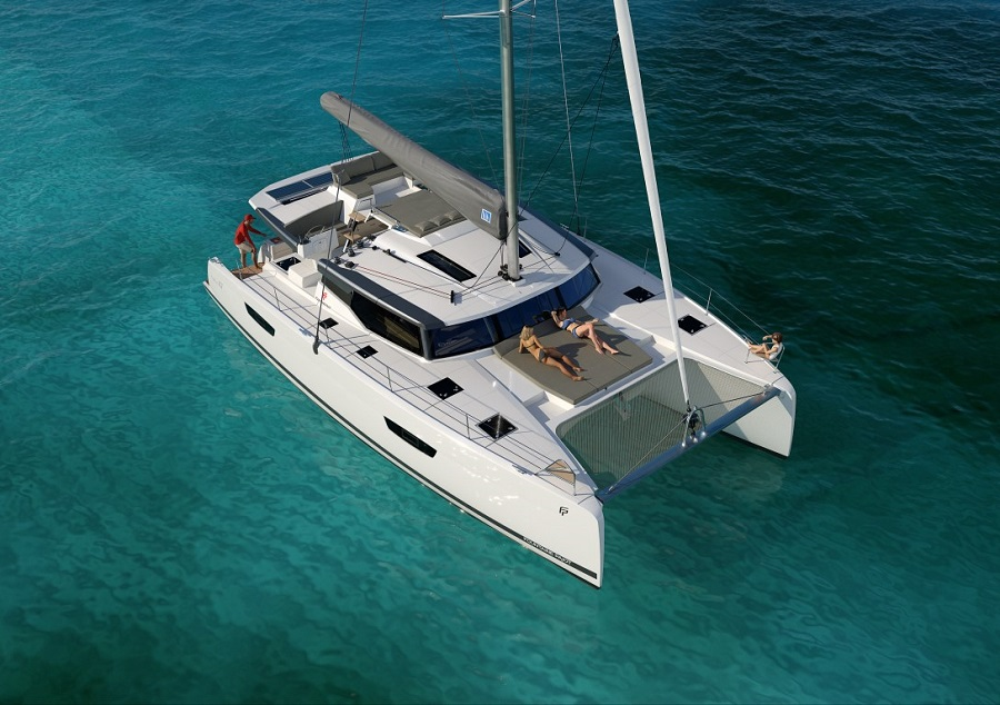 Fountaine Pajot Saona 47 - 5 cabins