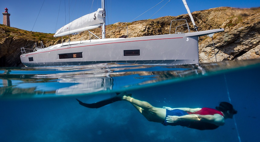 Beneteau Oceanis 46 1 Sailing Boats Charter In Trogir Croatia