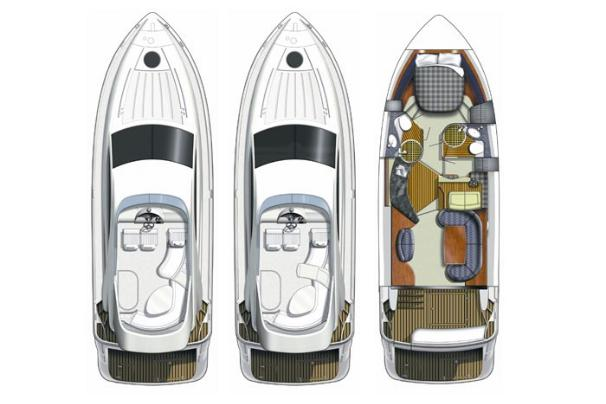 Fairline Phantom 40 - Motor boats charter in Sibenik | CROATIA CHARTER ...