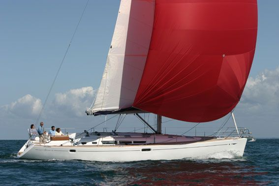 Sun Odyssey 49i. Built: 2008; Length over all: 15.07 m; Beam: 4,49 m ...