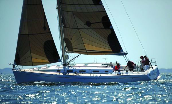 Beneteau First 44.7 - Sailing boats charter in Primosten ...