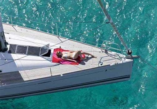 Beneteau First 45 - Sailing boats charter in Kastela   CROATIA