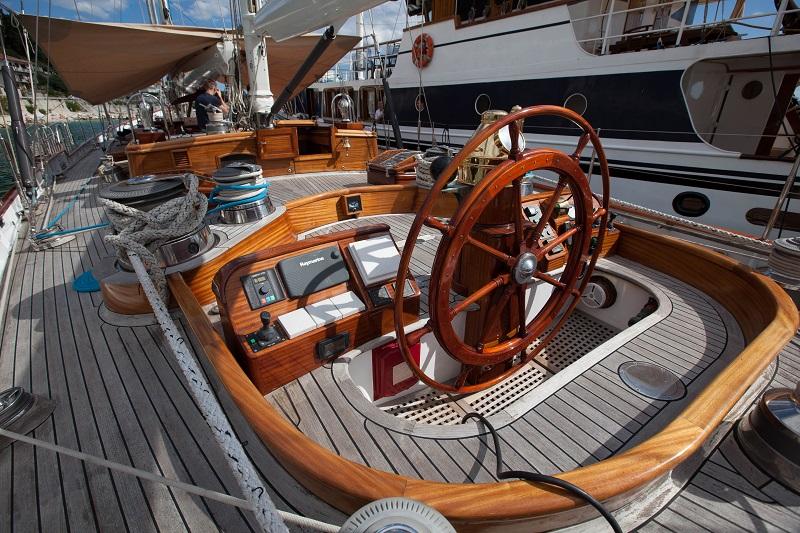 Sy Lauran Sailing Boats Charter In Split Croatia