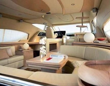 Ferretti 550 fly - Barche a motore charter in Sukosan | CROATIA CHARTER ...