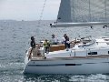Sailing on Bavaria 45 Cruiser