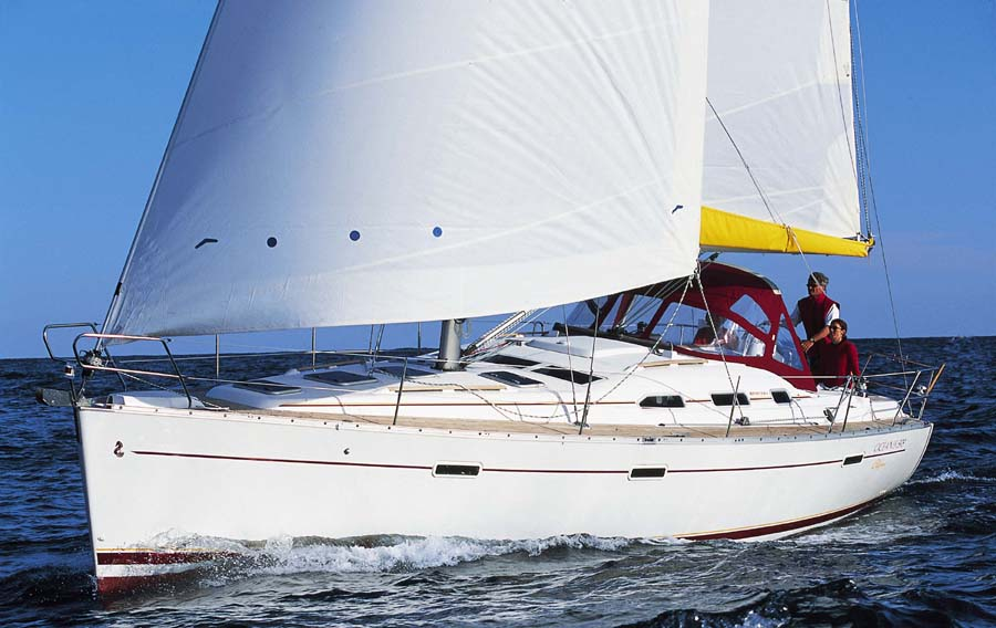 Beneteau Oceanis Clipper 393. Built: 2006; Length over all: 11.98 m ...