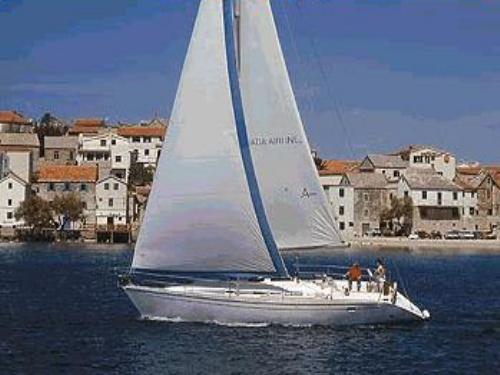 Elan 431 Team - Sailing boats charter in Sibenik | CROATIA CHARTER HOLIDAYS