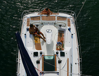 Jeanneau Sun Odyssey 39i Performance - Sailing boats charter in Biograd ...