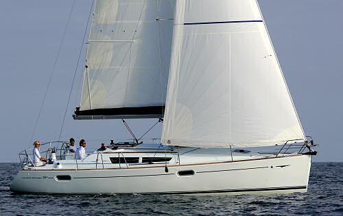 Jeanneau Sun Odyssey 39i Performance. Built: 2008; Length over all: 11.86 m ...
