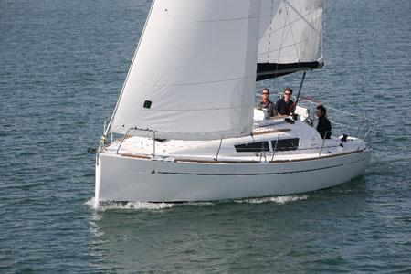 Jeanneau Sun Odyssey 30i - Sailing boats charter in Vodice | CROATIA CHARTER ...