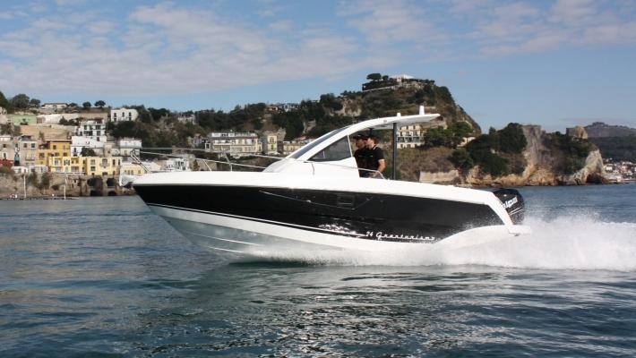 Salpa 24 Gt Motor Boats Charter In Sukosan Croatia