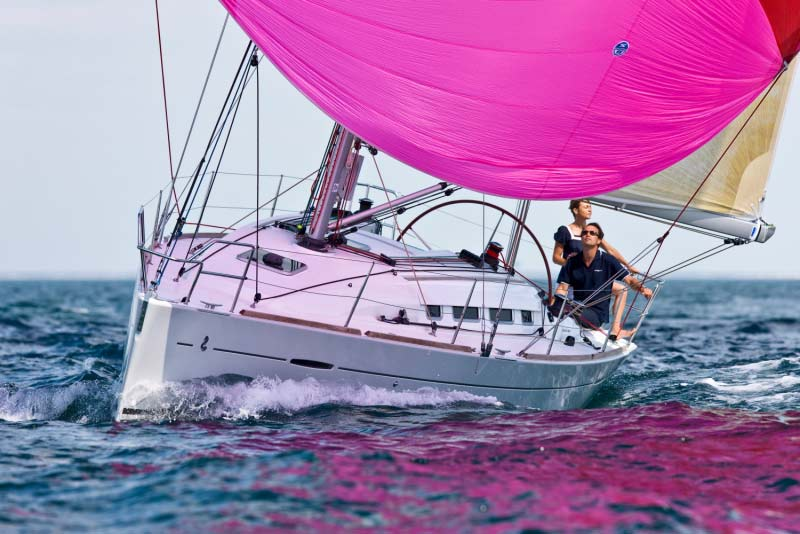 Beneteau First 35 - Sailing boats charter in Murter | CROATIA CHARTER ...