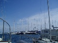 Boats at ACI marina Vodice