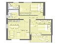 Apartment's layout