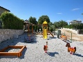 Children's playground - at disposal of our guests in Barat