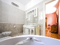 Bathroom with bath tub