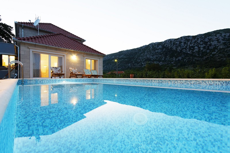 Villa Anamarija with pool