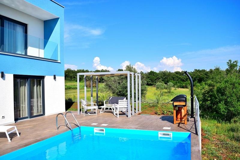 Villa Niki Villas Holiday Homes In Istria Croatia Charter Holidays