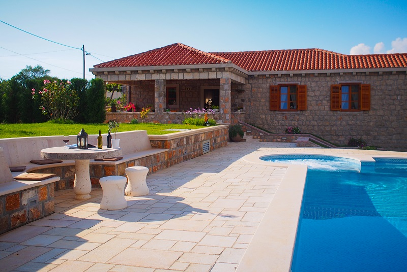 Villa Sole with pool