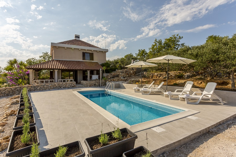 Villa Bo with pool